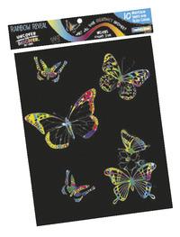 Scratch Art Paper, Scratch Art Boards, Item Number 1538829