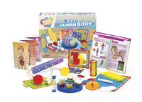 Thames and Kosmos Kids First The Human Body Kit Item Number 1539110