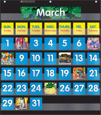 Pocket Charts, Chore Charts, Item Number 1539119