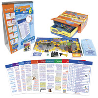 Learning Centers, Learning Charts Supplies, Item Number 1539622