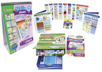 Math Centers, Kindergarten Math Centers, Math Center Activities Supplies, Item Number 1539628