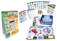 Math Centers, Kindergarten Math Centers, Math Center Activities Supplies, Item Number 1539629