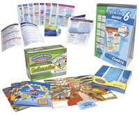 Math Centers, Kindergarten Math Centers, Math Center Activities Supplies, Item Number 1539630