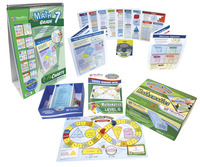 Math Centers, Kindergarten Math Centers, Math Center Activities Supplies, Item Number 1539631