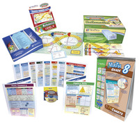 Math Centers, Kindergarten Math Centers, Math Center Activities Supplies, Item Number 1539632