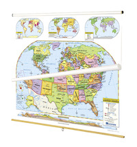 Maps, Globes Supplies, Item Number 1539782