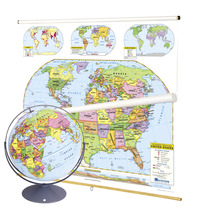 Maps, Globes Supplies, Item Number 1539785