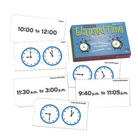 Telling Time, Time Games Supplies, Item Number 1540207