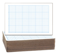 Small Lap Dry Erase Boards, Item Number 1540620