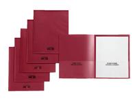 2 Pocket Folders , Item Number 1540638