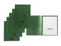 2 Pocket Folders , Item Number 1540642