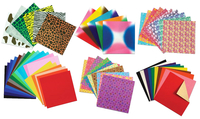 Sax Origami Paper School Pack, Assorted Colors, Pack of 269 Item Number