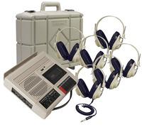 Listening Centers, Classroom Listening Center, Whisperphone Supplies, Item Number 1544116