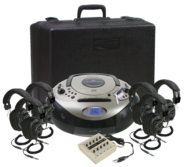 Listening Centers, Item Number 1544127