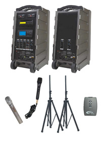 PA Sound Systems & Supplies, Item Number 1544179