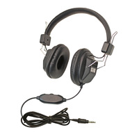 Califone 1534BK Youth Headphones Item Number 1546323