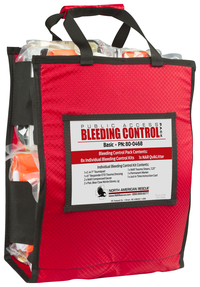 Bleeding Control Kit, Item Number 1546341
