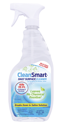 CleanSmart 23-Ounces Daily Surface Cleaner Item Number 1550155