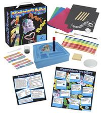 Image for Young Scientists Club Science-Art Fusion Crystals Kit from School Specialty