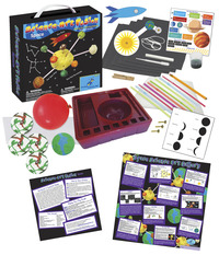 Image for Young Scientists Club Science-Art Fusion Space Kit from School Specialty