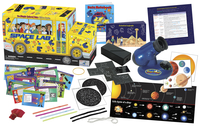 Image for Young Scientists Club Magic School Bus Space Lab from School Specialty