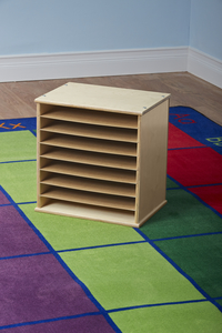 Early Childhood Puzzle Storage, Item Number 1557208
