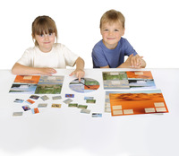 Image for Educational Advantage Animal Habitats Game from School Specialty