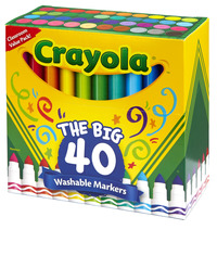 Washable Markers, Item Number 1561451