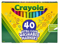 Washable Markers, Item Number 1561452
