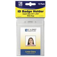Badge Holders, Item Number 1565105