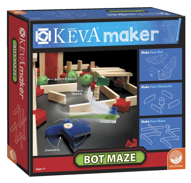 Image for Mindware Keva Maker Bot Maze from SSIB2BStore
