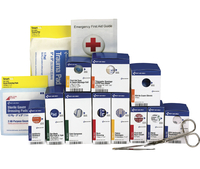 Image for First Aid Only Medium Workplace Refill Kit Smart Compliance Refill, Blue from SSIB2BStore