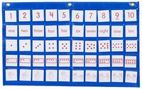 Pocket Charts, Item Number 1567153