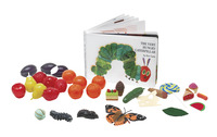 Primary Concepts The Very Hungry Caterpillar 3-D Storybook Item Number 1567668