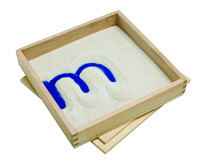 Image for Primary Concepts Letter Formation Sand Trays, Set of 4 from SSIB2BStore