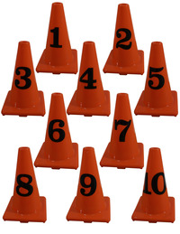 Cones, Safety Cones, Sports Cones, Item Number 1569066