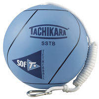 Image for Soft-T-Rubber Tetherball from School Specialty