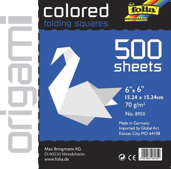 Origami Paper, Origami Supplies, Item Number 1569933