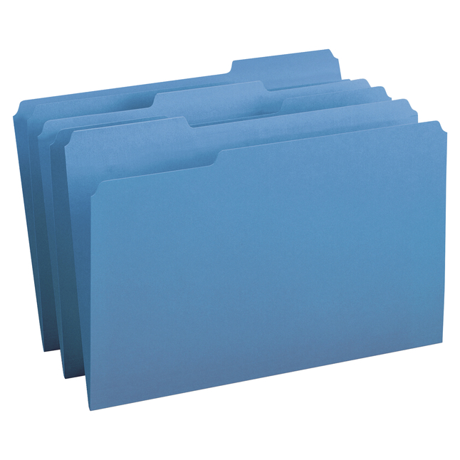 End Tab Classification Files and Folders, Item Number 1570241