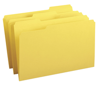 End Tab Classification Files and Folders, Item Number 1570244