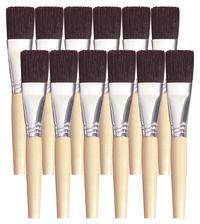 School Smart Paint Brush, Item Number 1570356