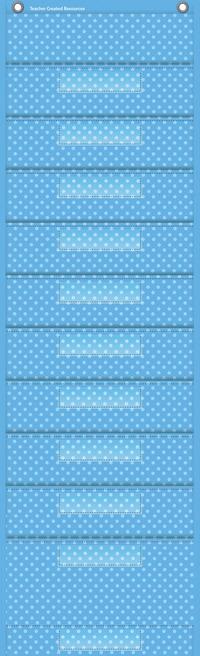 Pocket Charts, Chore Charts, Item Number 1570371
