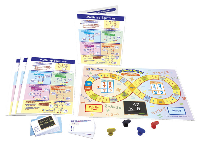 Early Childhood Math Games, Item Number 1571224