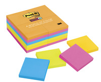 Image for Post-it Notes, 3 x 3 Inches, Rio Colors, 24 Pads with 90 Sheets Each from School Specialty