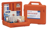 Image for First Aid Only 215-pc Weatherprf First Aid Kit, 215 Pcs, Orange from School Specialty