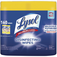Disinfecting, Sanitizing Wipes, Item Number 1573284
