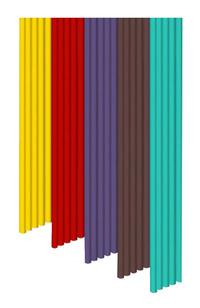 3Doodler ABS Strand, Hipster Hues, ABMIX5, Pack of 25 Item Number 1574125