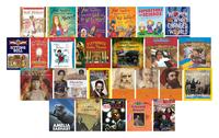 Book Sets, Box Sets, Book Box Sets Supplies, Item Number 1574618