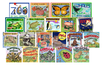 Book Sets, Box Sets, Book Box Sets Supplies, Item Number 1574623