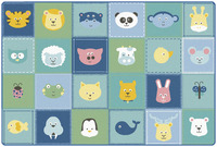Quiet Time Animal Rug, Item Number 1576130